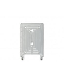 basalte tablet wandhalterung f r ipad mini 4 eckig schwarz. Black Bedroom Furniture Sets. Home Design Ideas
