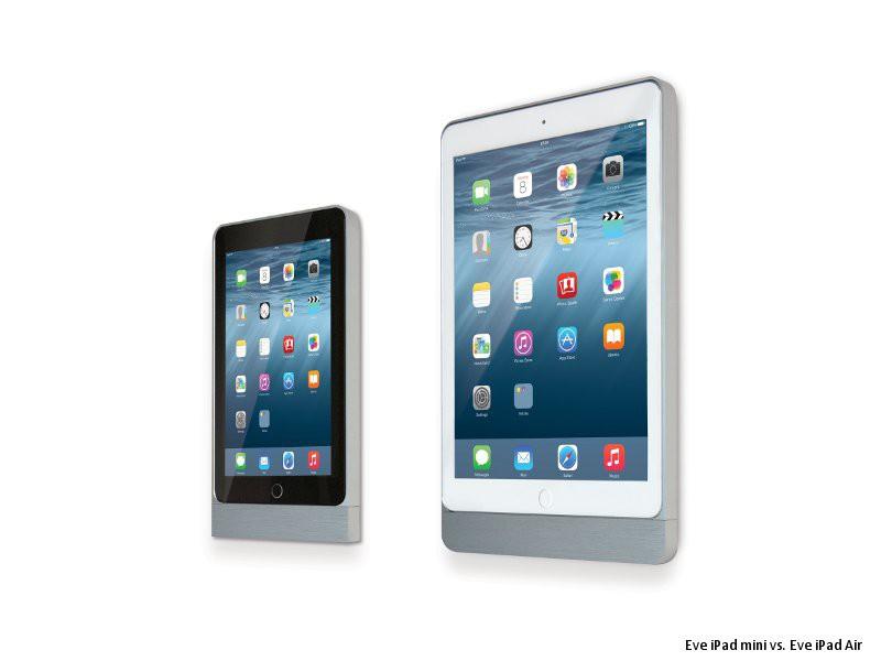 Basalte eve tablet wandhalterung f r ipad mini 1 2 3 rund - Wandhalterung fur tablet ...
