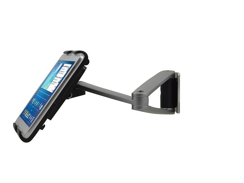 Novus my tab arm w tablet wandhalterung anthrazit 910 6089 000 - Wandhalterung fur tablet ...