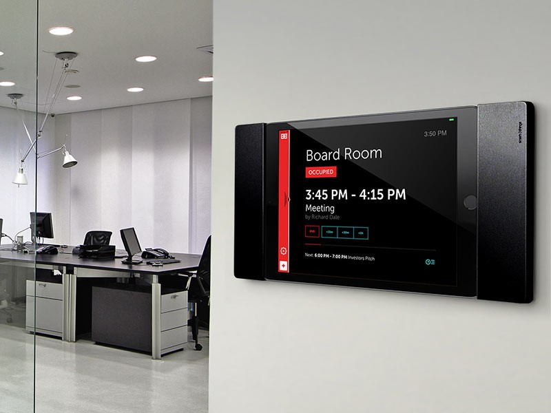 smart things ipad wandhalterung sdock fix mini 4 schwarz. Black Bedroom Furniture Sets. Home Design Ideas