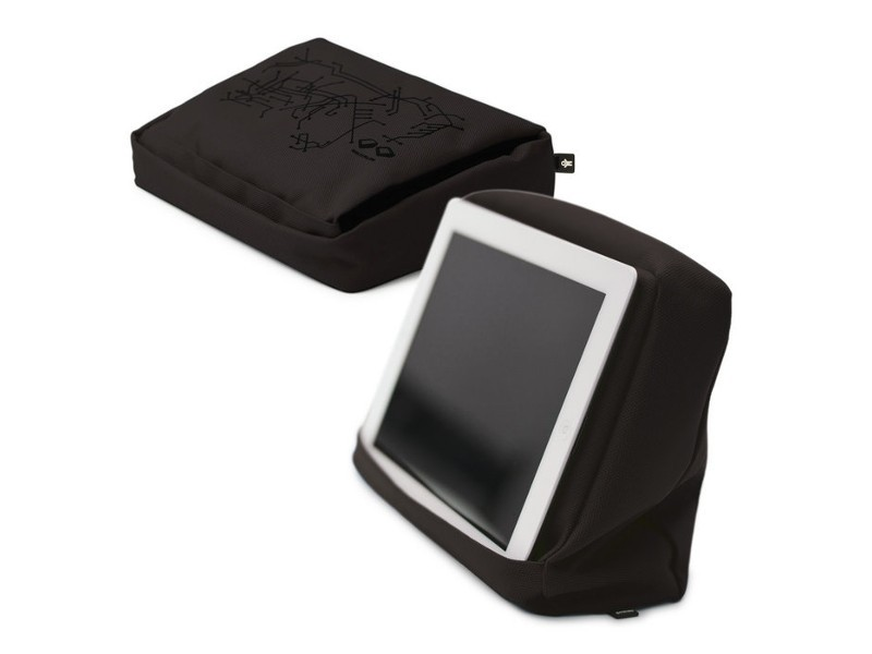 Kissen Für Tablet bosign multifunktions-tablet kissen hitech 2, schwarz